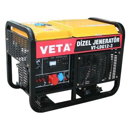 VT-LDG12-3 dizel jenerator