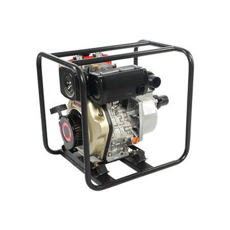 HP80DE su motoru