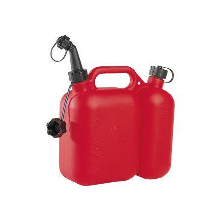 5170901 benzin bidonu 5lt yag 2 5lt kirmizi