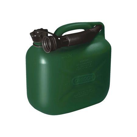 Benzin Bidonları